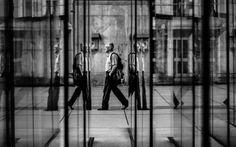 'Direction' by Dacian Dorca, La Défense, Paris, France