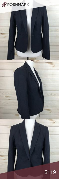 Calvin Klein Navy Blazer NWT - Never Worn - Beautiful Navy Blazer! Calvin Klein Jackets & Coats Blazers