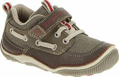 Stride Rite SRT Mosby Athletic Shoe (Toddler),Brown/Red,5 W US Toddler Stride Rite,http://www.amazon.com/dp/B00EE6OG9M/ref=cm_sw_r_pi_dp_MHqZsb00DPZVFA6F