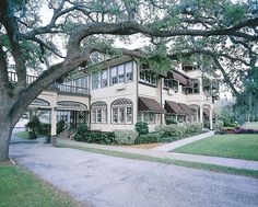 A view of old Florida at Ormond Beach's Rockefeller Mansion -- The ...