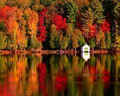 autumn on the lake