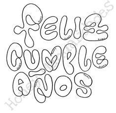 Hand Lettering Alphabet, Cool Lettering, Free Letter Stencils, Barbie, Fonts, Banner, Calligraphy, Letters, Instagram