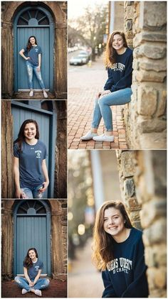 Senior year means senior pictures! Senior year means senior pictures! Senior Portraits Girl, Senior Girl Poses, Girl Senior Pictures, Senior Picture Outfits, Senior Girls, Senior Session, Senior Posing, Cheer Pictures, Girl Photos