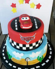 Birthday cake by Yasmin Amr Cakes Cake Decorating Daily