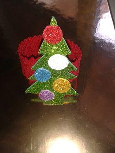 Per posar tovallons de Nadal