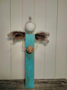 Engel Noana Drift Wood, Christmas Tree Ornaments, Wood Crafts, Maya, Dream Catcher, Winter, Home Decor, Christmas Crafts, Xmas