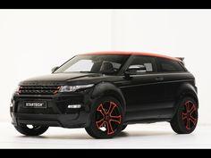 Range Rover Evoque Startech