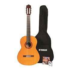 Amazon.com: Yamaha C40 GigMaker Classical Acoustic Guitar Package: Musical Instruments