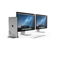 """Vertical Docking Station for the Apple MacBook Pro with Retina Display, Space Gray 13"""" w/Touchbar"""