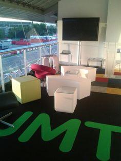 Suite de JMT en el Circuit de Catalunya #F1