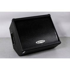 """Kustom KPC15MP 15"""" Powered Monitor Speaker Regular 888366024928"""