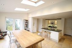 4 bedroom semi-detached house for sale in Ranchway, Portishead - Rightmove. Semi Detached, Detached House, Roof Window, Skylights, My Dream Home, Property For Sale, Kitchen Ideas, Kitchens, House Ideas