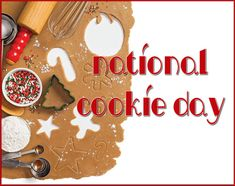 December 4 is National Cookie Day