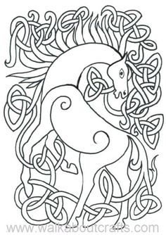 Celtic Designs Coloring Pages | ... .com Free Gifts Celtic Colouring Pages Celtic Image 14