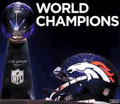 We are world Champs