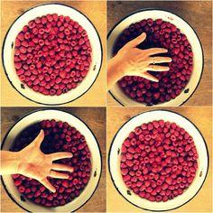 Polish raspberries Raspberries, Polish, Red, Enamel, Varnishes, Raspberry, Nail Polish, Nail