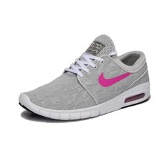 ecc0dbe95586 จัดส่งฟรี 2016 Hot Sale SB Janoski-Max Sneakers Women Running Shoes Size36-