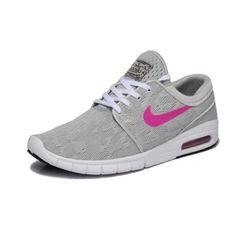 newest ebfdd 87d33 จัดส่งฟรี 2016 Hot Sale SB Janoski-Max Sneakers Women Running Shoes Size36-