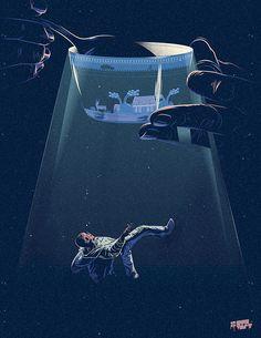 """""""Get Out"""" #digitaldrawing #illustration #oscars2018 #bestpicture #nominees #getoutmovie #danielkaluuya #catherinekeener"""