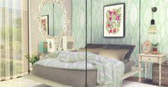 My Sims 4 Blog: Wallpaper by Rachel