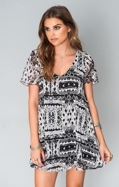 Kylie Mini Dress ~ Nevada Nights | Show Me Your MuMu