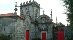 Casa da torre di Alvite, pagina con introduzione storica.