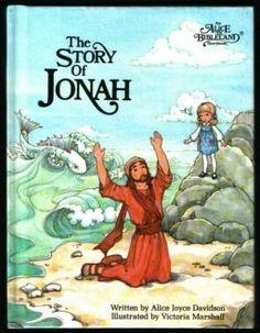 Story of Jonah (Alice in Bibleland Storybooks) by Alice Joyce Davidson