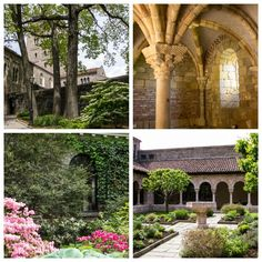 Don't miss the The Cloisters, New York. It's on this list of what to do in New York!