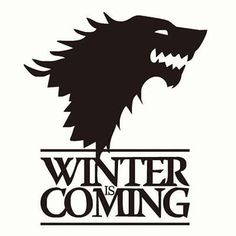#Fuuny game of #thrones winter #coming stark wolf car door car sticker vinyl,  View more on the LINK: www.zeppy.io/...