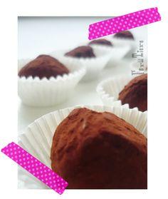 Gesalzene Karamell-Schokoladen-Trüffel