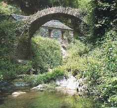 Corsica - Ponts Genois - Venzolasca, Pont Génois (Haute-Corse-Casinca-Fumalto)