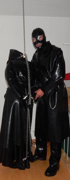 Catsuit, Latex Fashion, Rain Wear, Goth, Female, Vintage, Black, Style, Gothic