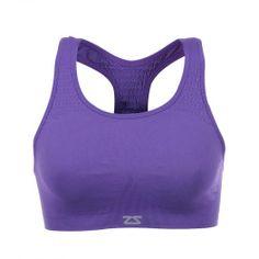 Ejercítate cómoda y segura con el top Zensah que te brinda todo el soporte que necesitas.