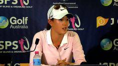 Michelle Wie Press Conference 2013 Australian Open