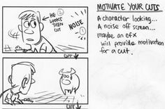 DreamWorks storyboard notes | From the No Film School Blog