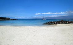 A vacation in Hawaii ...