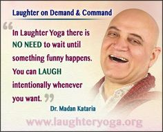 #YogaMonday  Sharing: Every culture in the world appreciates and understands laughter. It is part of the universal human vocabulary. Read today's #YogaMonday blog to learn about the benefits of Laughter #Yoga.