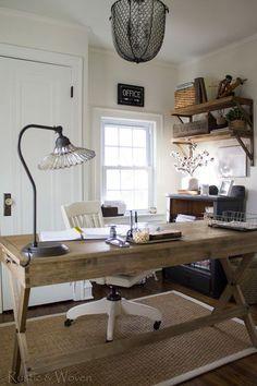 96 best decor modern farmhouse office images in 2018 modern rh pinterest com