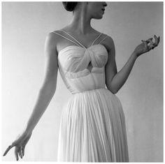 Robert Doisneau, Drape de Gres, Paris, 1955
