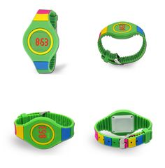 Colorful Silicone LED Watch,Jelly Shaped LED Watch,Factory Cheap Silicone LED Watch