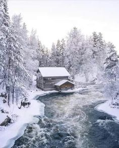 Did you know there's 40 National Parks in Finland? Photo by from Oulanka National Park Winter Szenen, Winter Time, Winter Christmas, Winter Cabin, Winter Travel, Winter Photography, Nature Photography, Image Nature, Snow Scenes