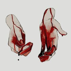 Hands poses references other art blood Drawing Tips, Drawing Reference, Anime Hand, Feral Heart, Character Inspiration, Character Design, Arte Obscura, Image Manga, Arte Horror