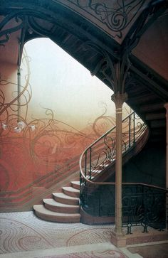 Tassle House by Victor Horta