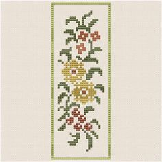 Blumenarrangement - Olde Worlde Embroidery