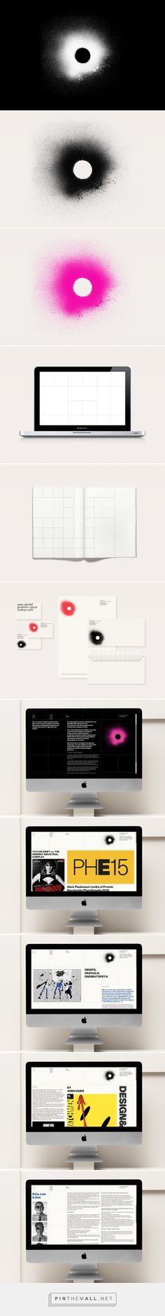 New Brand Identity for O by Folch — BP&O - created via http://pinthemall.net