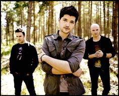 The Script - love them.  Called the radio 82 times to try and get their tickets!  haha... I should keep my day job. :)