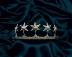 Mountbatten star tiara