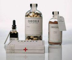 Actualité / Le chocolat, le meilleur des remèdes / étapes: design & culture visuelle