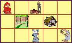 Roodkapje en de Beebot, thema sprookjes