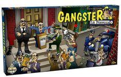 Gangster III Le Pouvoir - Castello   Jeux et Jouets